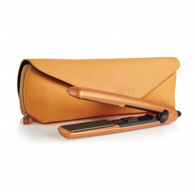 ghd IRONS: Amber Sunrise Gold 1 inch Styler