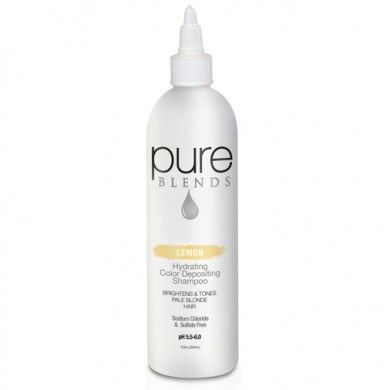 Pure Blends Colors: Lemon Shampoo