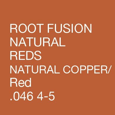 Redken Root Fusion Natural Copper/Red .046 4-5
