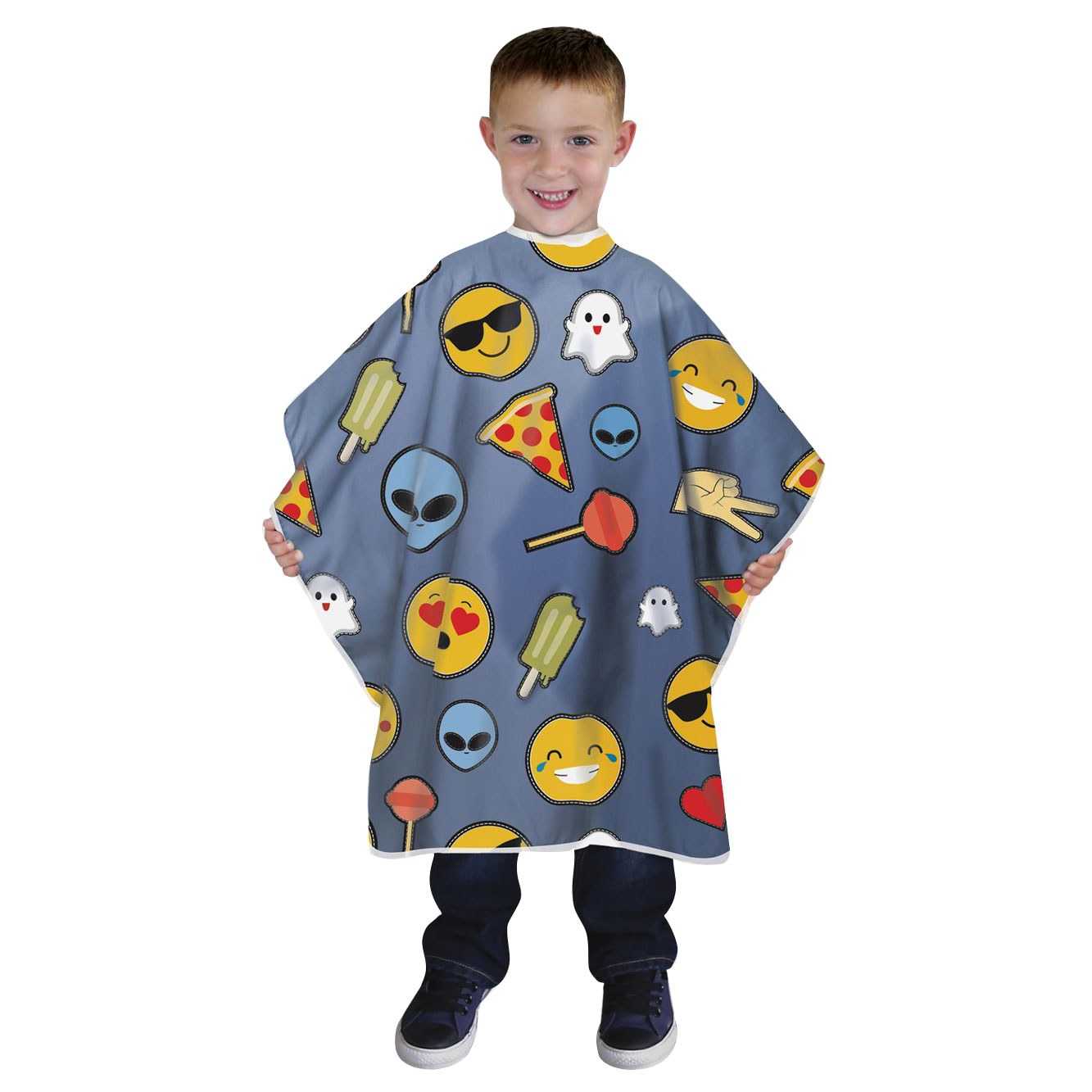 Betty Dain CAPES: Kids Emoji Styling Cape