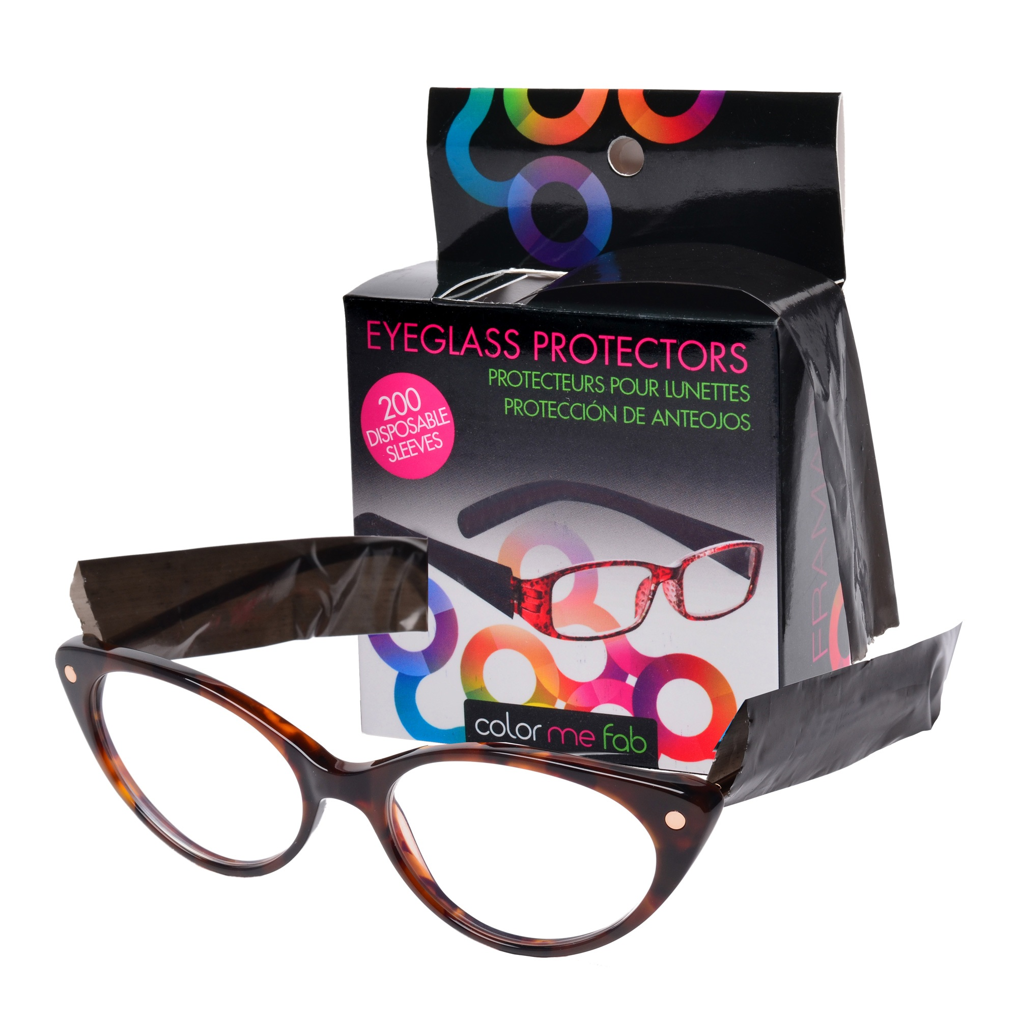 Framar TOYS: Eye Glass Protectors 200 pc