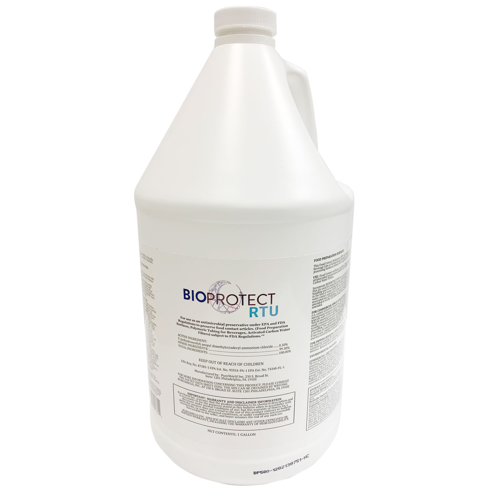 BioProtect BioProtect RTU Disinfectant (Ready To Use)