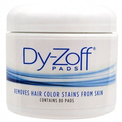 King Research Dy-Zoff Remover Pads 80 Count