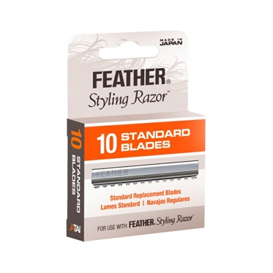 Jatai Feather Styling Razor Blades - 10 pack