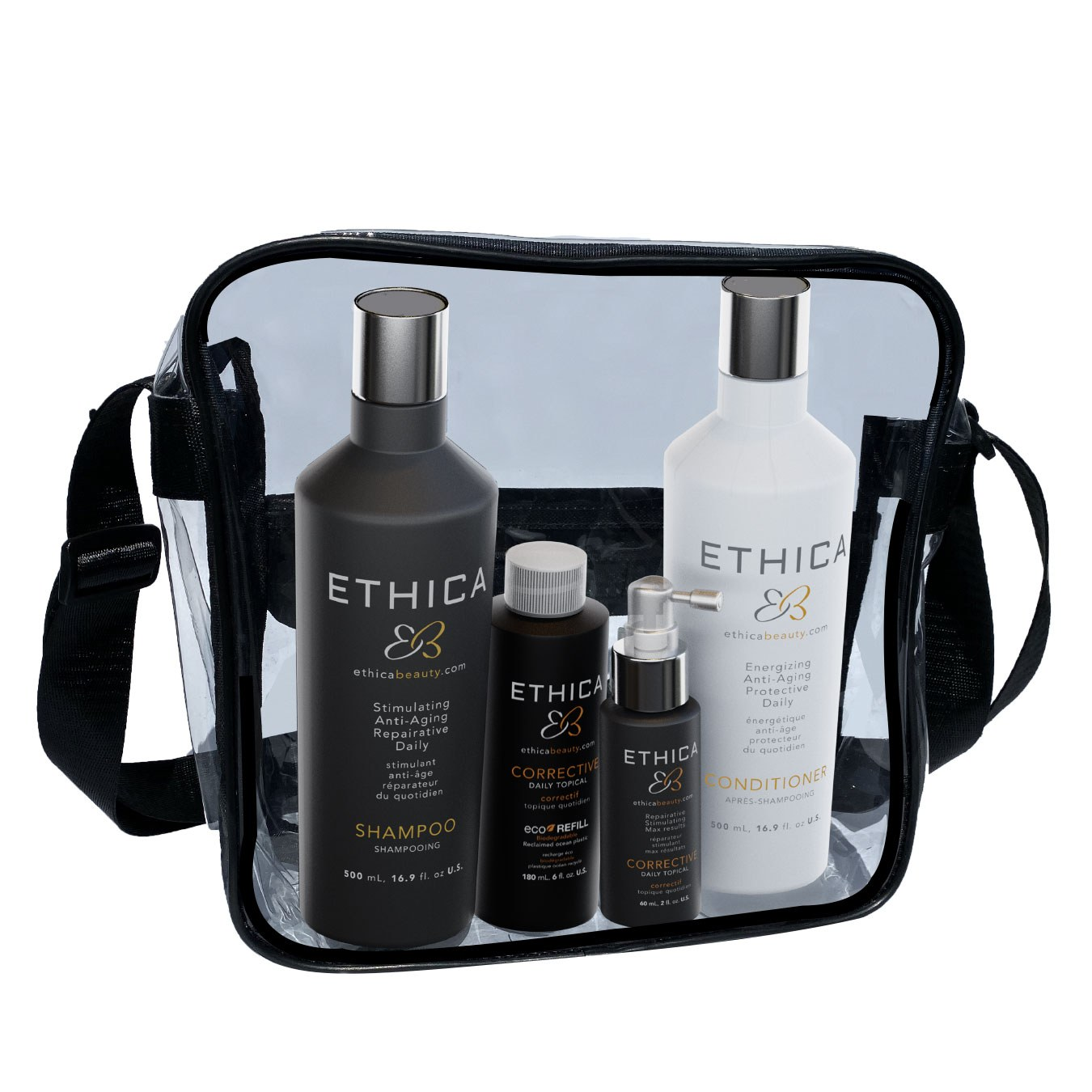 "Ethica Corrective 4 Month 4pc ""Addicted"" Pack"