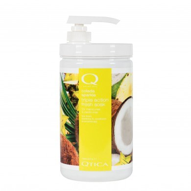 Qtica Colada Sparkle Triple-Action Fresh Soak