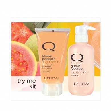 Qtica Guava Passion Try Me Kit